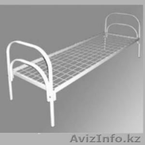 Кровати металлические для турбаз, кровати для гостиницы, кровати для рабочих - Изображение #6, Объявление #1416506