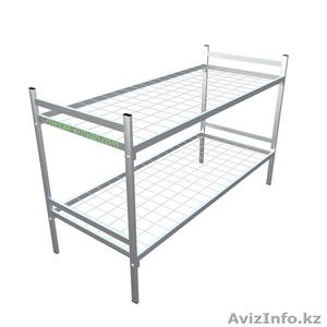 Кровати металлические для турбаз, кровати для гостиницы, кровати для рабочих - Изображение #3, Объявление #1416506