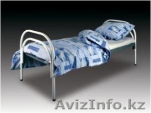 Кровати металлические с ДСП спинками для санаториев, кровати для больниц, оптом.. - Изображение #4, Объявление #1421171
