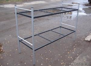 Кровати металлические для времянок, кровати металлические для рабочих, дёшево. - Изображение #2, Объявление #1435293