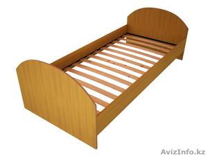Кровати металлические одноярусные, кровати металлические двухъярусные, оптом. - Изображение #2, Объявление #1433333