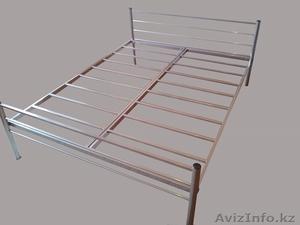 Кровати металлические одноярусные, кровати металлические двухъярусные, оптом. - Изображение #1, Объявление #1433333
