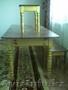 продаю стол и стулья ручной изделие звоните любое вам время
