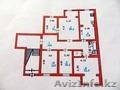 Продается просторная 5-комнатная квартира 93(65)14м2