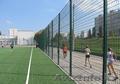 современные заборы для спортивных площадок