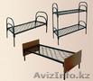 Кровати металлические для казарм, кровати трёхъярусные для рабочих, оптом. - Изображение #5, Объявление #1428546