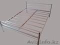 Кровати металлические одноярусные,  кровати металлические двухъярусные,  оптом.