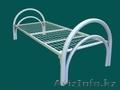 Кровати металлические одноярусные, кровати металлические двухъярусные, оптом. - Изображение #3, Объявление #1433333
