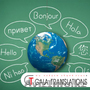Перевод документов с разных языков мира